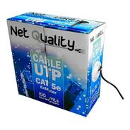 Cable Utp 100m Cat 5e Ext X 100 Metros Cctv Redes