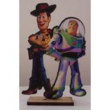 8 Centros De Mesa Toy Story En Fibrofacil