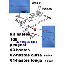Kit Haste Bieleta Cambio Trambulador Peugeot 106 1995/2001