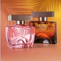 Kit Perfumes Colônia Boticario Coffee Paradiso: Man + Woman