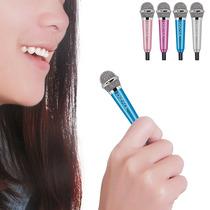 Mini Microfono Dizaul P Celular Y Computadra -blakhelmet Nsp