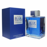Perfume Hombre Original Antonio Banderas Blue Seduction 200m