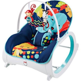Silla Mecedora Fisher Price Crece Conmigo