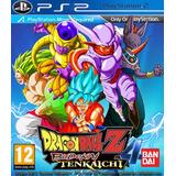 Dragon Ball Z Budkai Tenkchi 4 Esp Latino 2017 Juegos Ps2