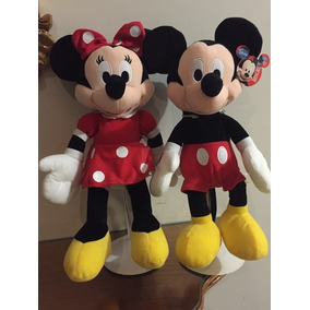 Mickey Mouse Y Mimi Disney 40cms $990.00