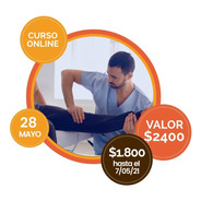 Curso Online Tecarterapia 28 De Mayo 2021 A Las 13 Hs.