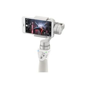 Dji Osmo Mobile Gimbal Estabilizador Imagem Branco Envio Hj