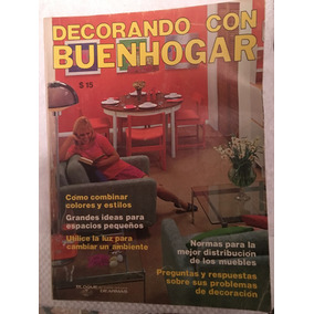 Revista Buenhogar 1972