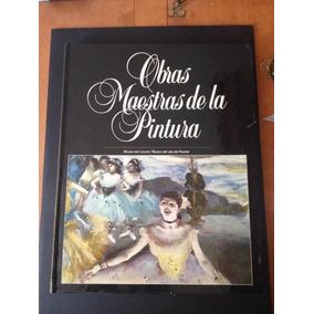 Libro Obras Maestras De Las Pinturas. Tomo 1 Museo De Louvre