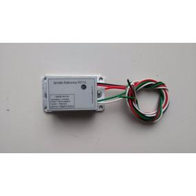 Ignição Eletrônica P/ Motores A Platinado / Sensor Hall