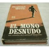 El Mono Desnudo; Desmond Morris