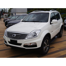 Ssangyong Rexton Luxury