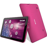 Tablet Cce Motion Gloss Tr92p Dual Core 8gb Tela 9 Rosa