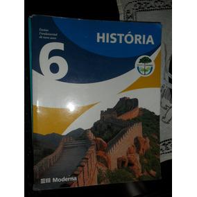 Projeto Araribá - História - 6º Ano