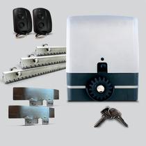 Automatizacion Porton Corredizo Instalacion/con Materiales