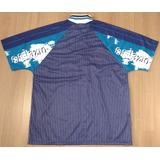 Camisa Lazio Itália Original Umbro Antiga Sem Uso De Coleção