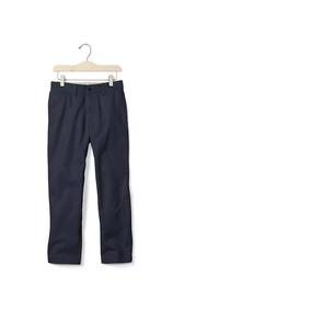 Pantalon De Niño Azul Oscuro Marca Gap Original Talla 18