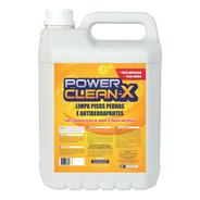 Produto De Limpeza Piso Encardido Powerclean-x Concentrado