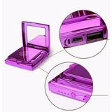 Bateria De Respaldo Fashion Pink 6000mah De Carga Rapida