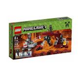 Minecraft Lego Original - El Wither 21126-jesus Maria