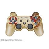 Playstation 3 Dualshock Gold Dios De La Guerra Ascensión Co