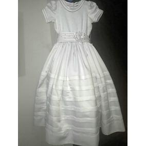 0f52bb99d4c2b Vestidos Limmoni - Vestidos de Primera Comunión Largos para Niñas en ...