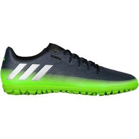 Zapatos Futbol Pasto Sintetico Messi 16.3 Tf adidas Aq3524