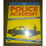 Coleção Loucademia De Polícia Blu Ray Lacrada