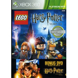 Lego Harry Potter 1-4 Años - Xbox 360