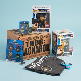 Funko Pop Marvel Collector Corps Thor Ragnarok
