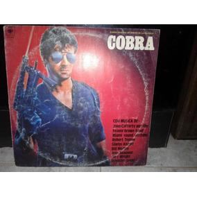 Lp Vinilo Banda Sonora Cobra...muy Cuidado!!