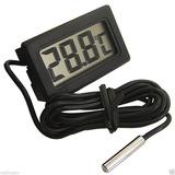 Termometro Higrometro Temperatura Digital Pantalla Lcd