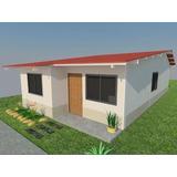 Estructura Metalica Para Casa 72 Mts