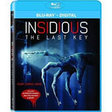 Blu-ray Insidious The Last Key / La Noche Del Demonio 4