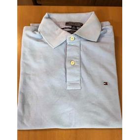 7bd4f3253c Camiseta Gola Polo Tommy Hilfiger Masculina Tamanho Xl