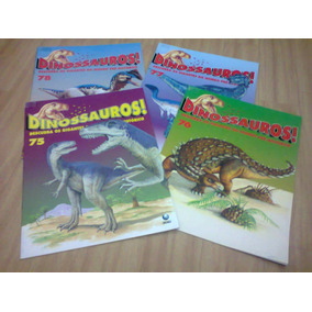 Dinossauros! Descubra Os Gigantes - Vários Fascículos