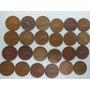 Lote De Monedas De 20 Centavos De 1943 A 1974, Falta 1952