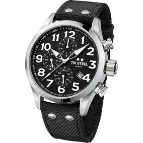 Tw Steel Volante 48mm Calibre 6s10 Reloj Hombr Vs4 Diego Vez