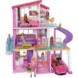 Barbie Dreamhouse Casa De Los Sueños C/ Envio Y Pilas Gratis