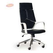 Sillon Oficina Ejecutivo Ergonomico Alto Blanc Tisera Codc02