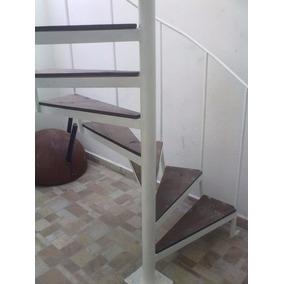 Se Hacen Escaleras De Caracol Rectas