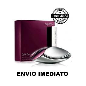 c95027c8f0fb4 Calvin Klein Euphoria 100ml Eau Pearfum - Perfumes no Mercado Livre ...