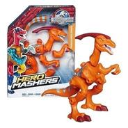 Hero Mashers Jurassic World Dinosaurio Parasaurolophus