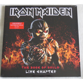 Iron Maiden The Book Of Souls Live Chapter 3 Lp Parlophone +