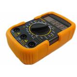 Mini Tester Multimetro Digital Servicio Tecnico