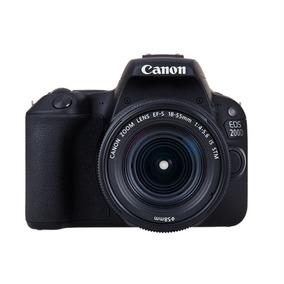 Cámara Digital Canon Eos Rebel Sl2 / 200d Kit