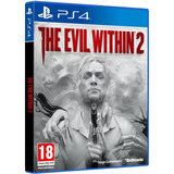 Juego Fisico Ps4 The Evil Within 2