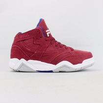 Tênis Fila M Squad #42br 10us Sneaker / Basquete / Cano Alto