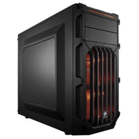 Gabinete Corsair Carbide Spec-03 Led Rojo Mid Tower