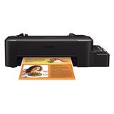 Impresora Epson L120 Nuevo, + 400 Cc De Tinta Sublimacion